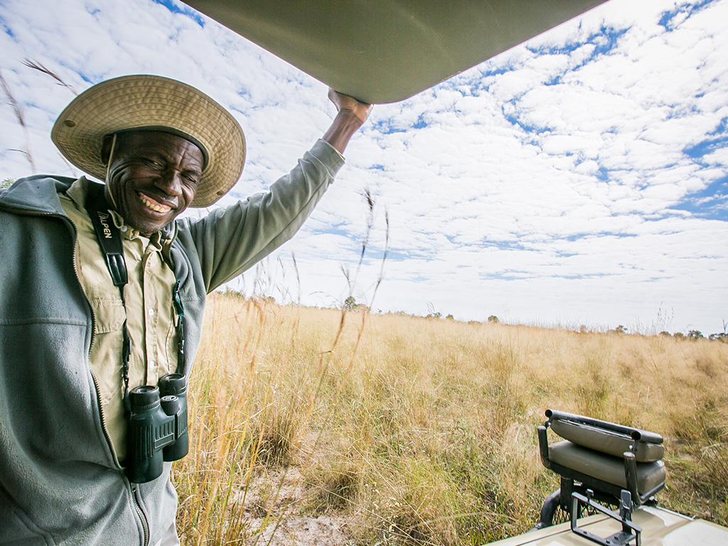 Pangolin Partner – Bushman Plains 3