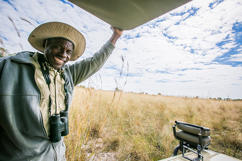 Pangolin Photo Safaris – Bushman Plains Add on