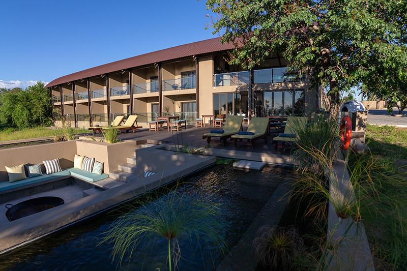 Pangolin Photo Safaris – Chobe Hotel Add on