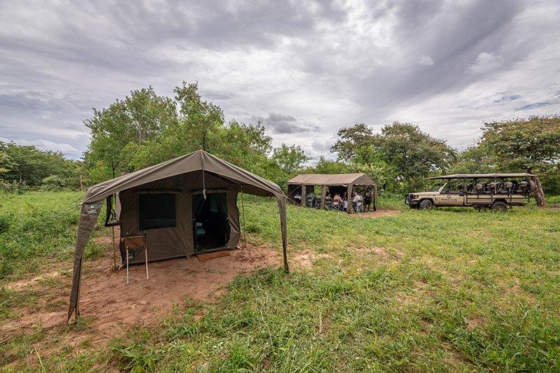 Pangolin Photo Safaris – Mobile Camp Add on