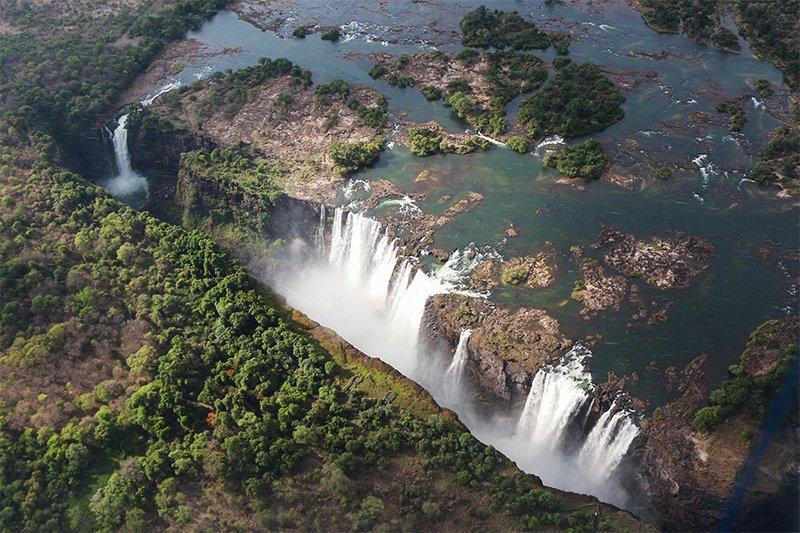 Pangolin Photo Safaris – Victoria Falls Add on
