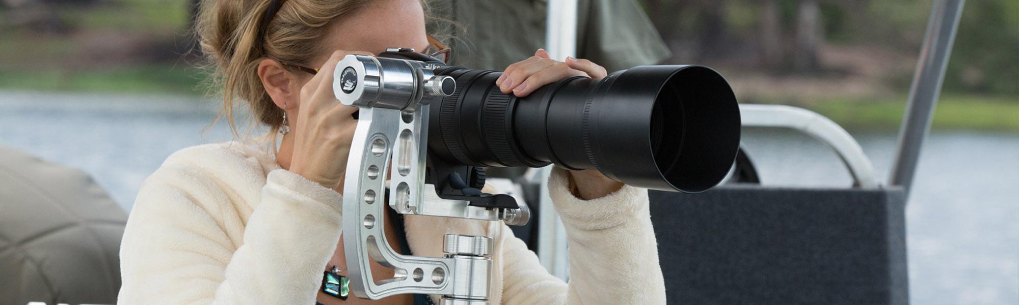 What is a photo safari slider