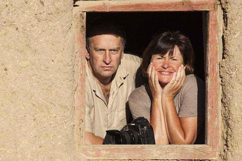 Ann and Steve Toon